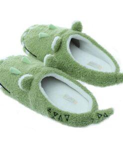 chausson crocodile vue arrière