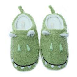 chausson crocodile enfant de dessus