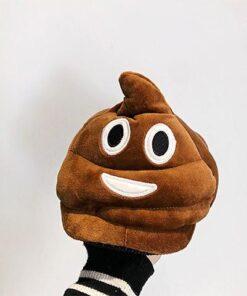 chausson crotte face