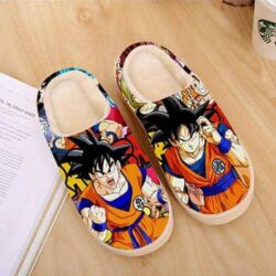 chausson dragon ball z