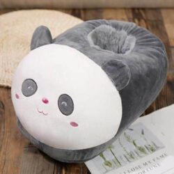 chausson géant animaux panda