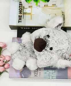 chausson koala vue dessus