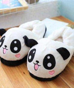 chausson panda kawaii