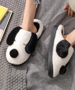pantoufle chien semelle