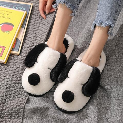 pantoufle chien