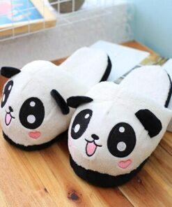 pantoufle panda kawaii