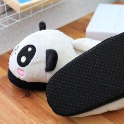 pantoufle panda semelle