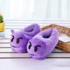 chausson emoji démon