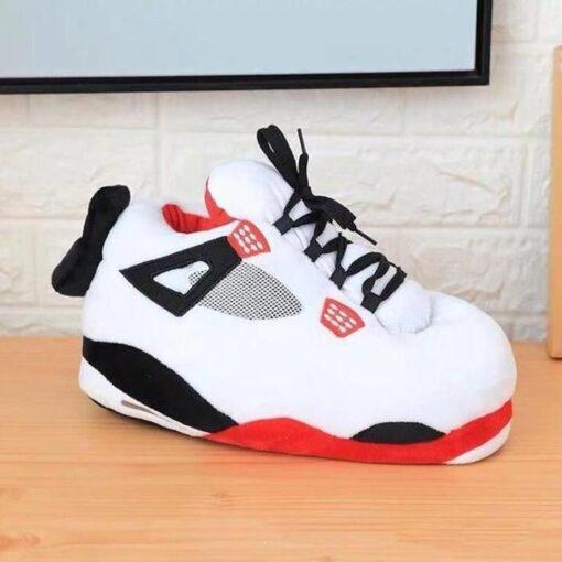 chausson sneakers jordan fire 4