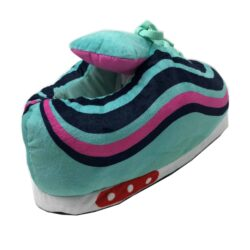 chausson sneakers rainbow blue