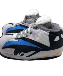 chausson basket fury blue
