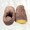 chaussons buche de bois