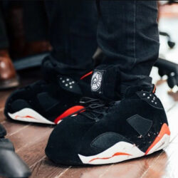 chausson sneakers jordan aura 2