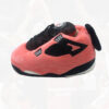 chausson sneakers jordan bred red