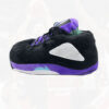 chausson sneakers jordan retro purple