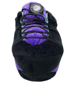 chausson sneakers jordan retro purple