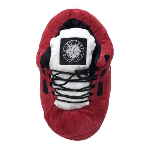chausson sneakers jordan retro fire red