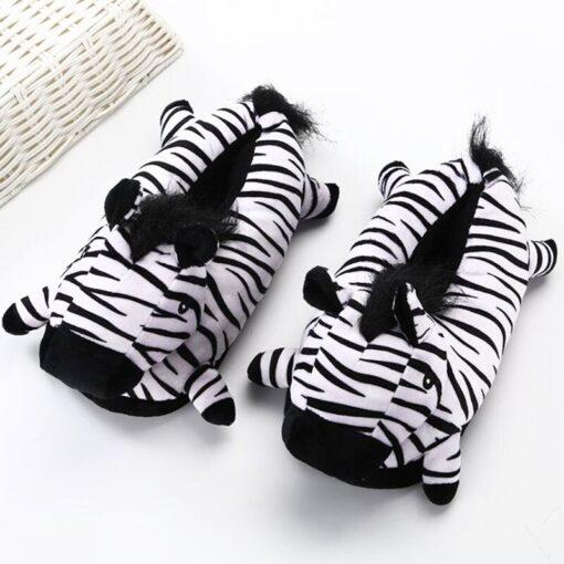 chausson zebre