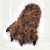 chausson patte ours grizzly